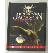 Livro Percy Jackson - The Ultimate Guide - Rick Riordan