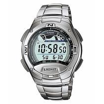 Relógio Casio Masculino W-753d-1avdf Original