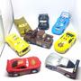 Kit Carros 3 Mcqueen Com 8 Carrinhos Promoção
