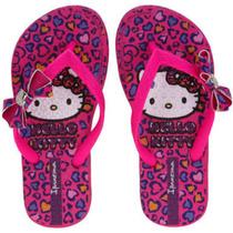 Chinelo Hello Kitty Grendene