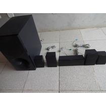 Caixas Acústicas Do Home Theater Samsung Modelo Ht-e550k/zd