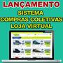 Sistema Compras Coletivas, Loja Virtual E Cupom De Desconto