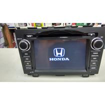 Central Multimidia Original Honda Crv 2010 (retire/instale)