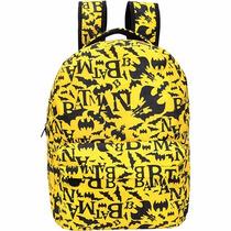 Mochila Infantil Batman Teen Amarelo - 4984