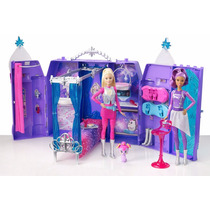 Barbie - Aventura Nas Estrelas - Conjunto Castelo Galáctico