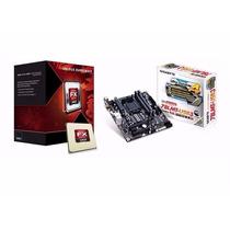 Kit Gamer Amd Gigabyte Ga-78lmt-usb3 + Amd Fx-8320 Box