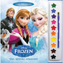 Coleção Aquarela Disney: Frozen Uma Aventura Congelante