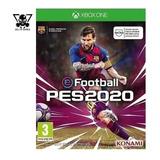Pes 20 Xbox One Midia Digital + 02 Jogo De Brinde