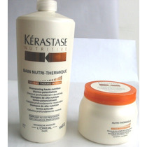 Kerastase Kit Sh 1l + Masque 500grs Nutri Thermique