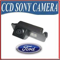 Camera De Ré Ford New Fiesta Hatch Sensor De Alta Definição