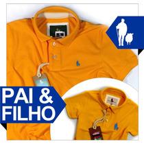 Kit Original Pai E Filho Ou Filha, Mais De 40 Cores Original