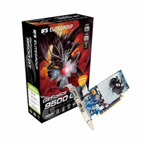Placa De Video Ecs Geforce 9500gt 1gb Ddr2 128 Bits