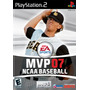 Jogo Mvp 07 Ncaa Baseball Original Para Playstation 2 A6684
