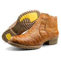 Bota / Botina Escamada Texana Capelli Boots