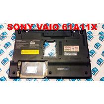 Carcaça Chassi Inferior Sony Vaio 61611x Vpcee Séries