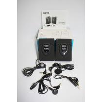 Microfone Lapela S/fio Wireless Boya Wm5