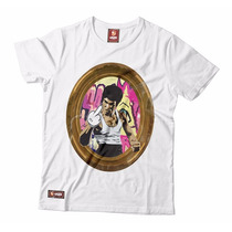 Camisa Camiseta Bruce Lee Thug Nine Obey Xxl