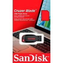 Pen Drive Sandisk Cruzer Blade Z50 Pendrive 8gb Original