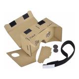 Oculos 3d Realidade Virtual  Cardboard Pronta Entrega