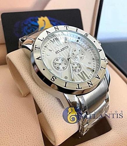 da6cf722173 Relógios Masculinos Estilo Marca Famosas Ostentação Barato