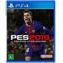 Pes 2019 Ps4 Pro Evolution Soccer 19 Mídia Física Portuguê