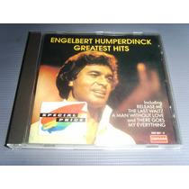 Cd - Engelbert Humperdinck - Greatest Hits