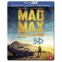 Mad Max - Estrada Da Fúria - Blu-ray 3d + Blu-ray - Com Luva