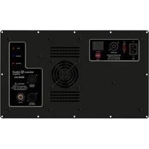 Amplificador In Box Áudio Leader Ca 800r 800w Rms Caixa Som