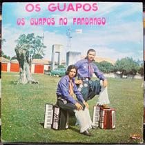 Lp Vinil - Os Guapos - Os Guapos No Fangando - 1983