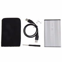 Case Usb Hd Externo 2.5 Sata Notebook 2.5 Pc Mac Apple
