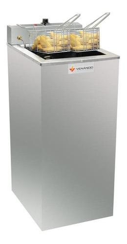 Fritadeira  Industrial Venâncio Sfao5 Prata 220v