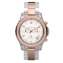 Relógio Michael Kors Mk5323 Cristal Rose Lindo Frete Grátis.