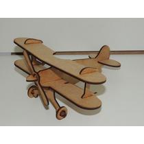 Avião Monomotor Mdf