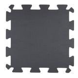 Tatame Eva Preto 50x50x1cm 10mm