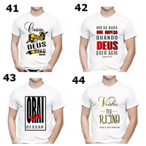 c732a2683 Busca camisetas evangelicas com os melhores preços do Brasil ...