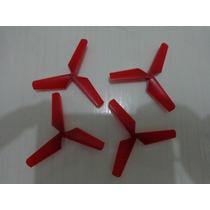 Jogo Com As 4 Helices Do Drone C7 Candide Produto Novo