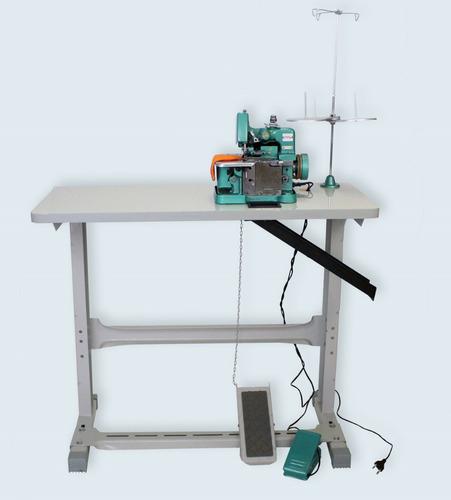 Máquina Overlock Semi Industrial! Overloque Com Mesa  Flawil