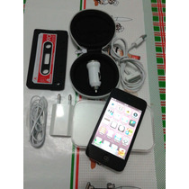 Ipod Touch 16gb A1367. Ótimo Estado/capinha Bolsinha Grátis.