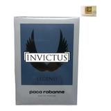 Perfume Invictus Legend Edp 100ml - Selo Adipec Original