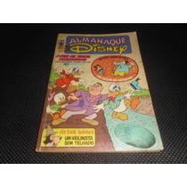 Almanaque Disney Nº 125 - Ed. Abril - 1981