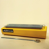 Reco Reco 3 Molas Art Amarelo - Artcelsior
