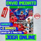 Pes 2020 - Xbox One - Midia Digital + 2 Brindes