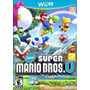 New Super Mario Bros U - Wii U - Lacrado
