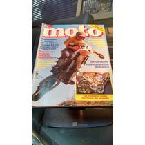 Revista Moto Quatro Rodas Agosto 1982