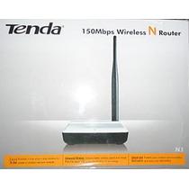 Roteador Tenda Wifi N3 N O V O O R I G I N A L Na Caixa