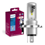 Lâmpada Led Ultinon Philips Moto Hs1 / H4 12v 6000k