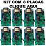 Kit 8 Placas Para Motor Modelo Universal Ppa Rossi Garen
