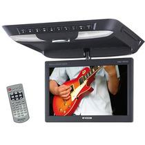 Dvd Hbuster 7900 Teto Tela 102 Lcd Color Flip Dow Contr Re