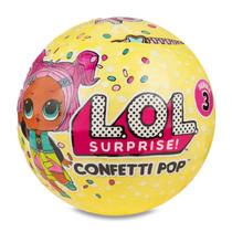 Mini Boneca Surpresa - Lol - Confetti Pop - Série 3 - Candid