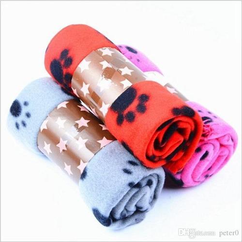 Kit 2 Cobertor Manta Microfibra Cães Gato Pet Mega Oferta !!